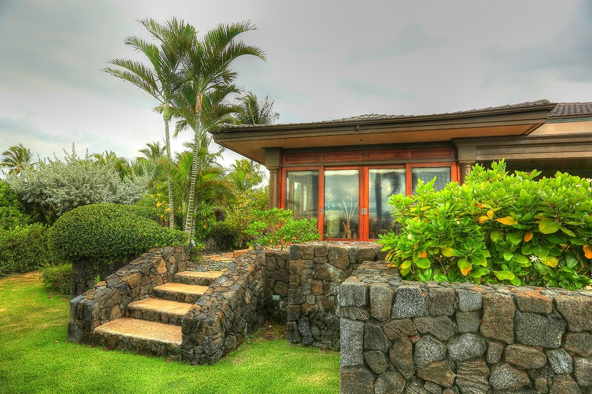 Mauna Lani House 2Tropical Landscaping and Irrigation