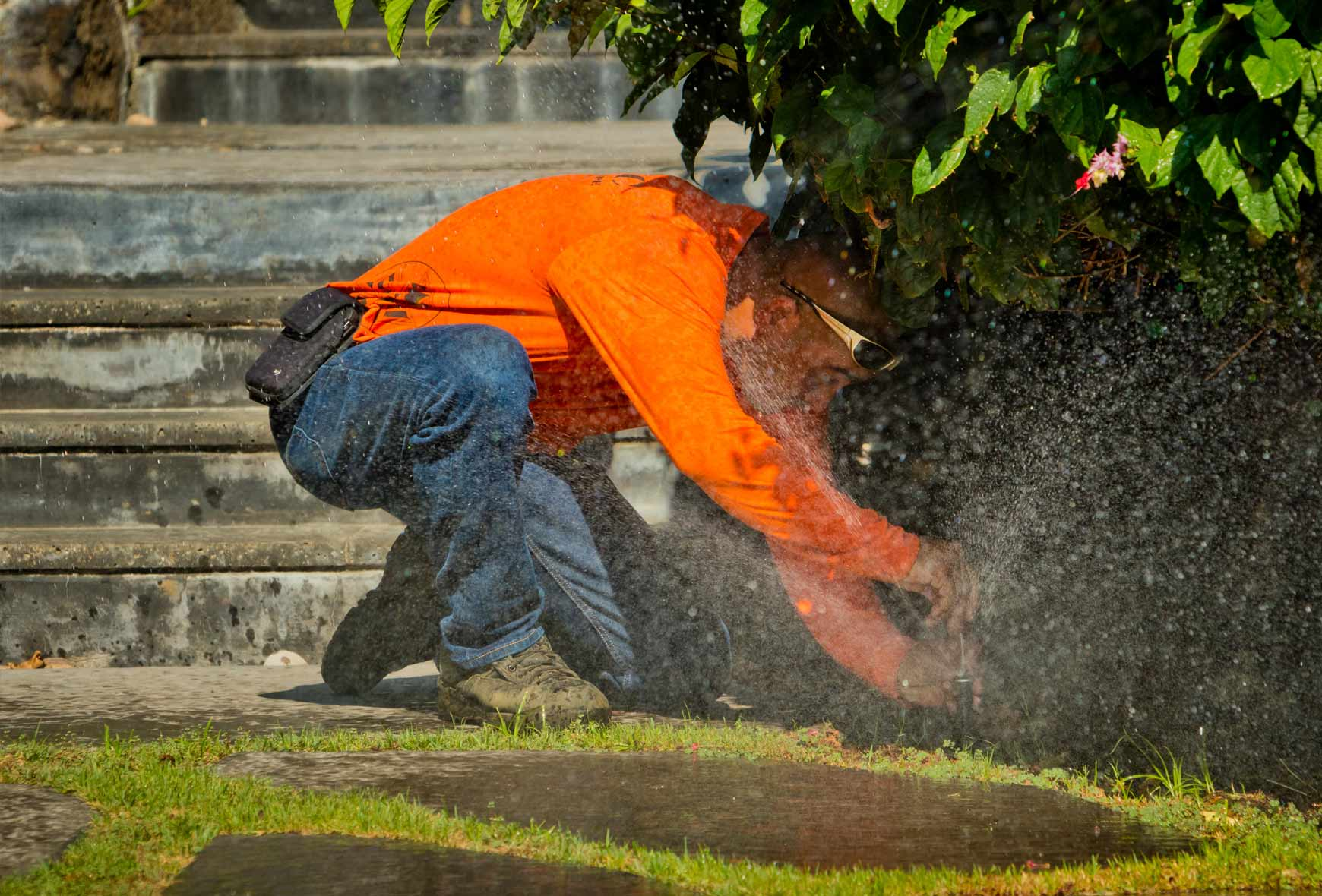 Irrigation solutions and landscape llc